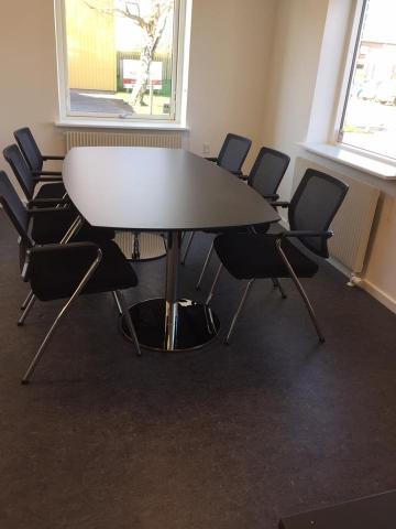 Arbejdspladser og Konferencerum
