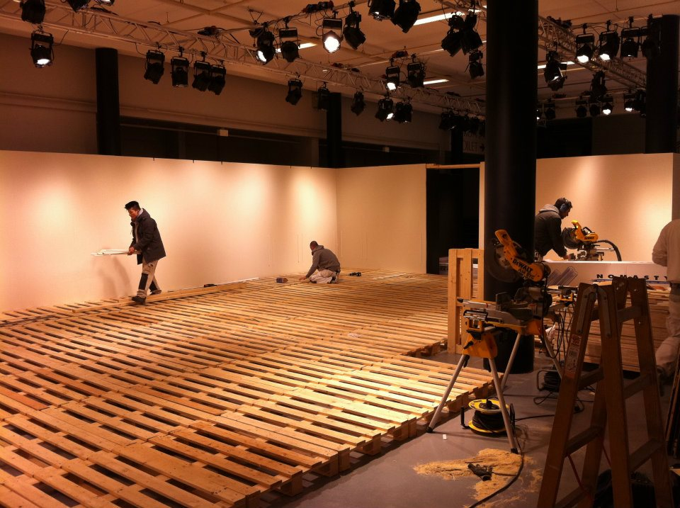 Messe montage